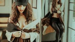 Hồng Quế: Từ chân dài chụp nude nổi loạn đến người đàn bà sexy