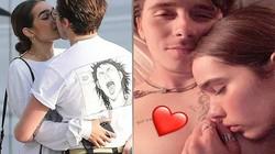"""Con trai Beckham khoe ảnh """"giường chiếu"""" nhưng bạn gái vẫn được lòng Victoria"""