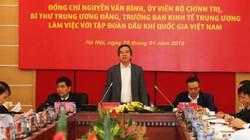 Trưởng Ban Kinh tế TƯ: Tập trung tháo gỡ khó khăn cho ngành dầu khí