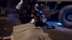 Tuyên Quang: Xe máy đâm xe tải, 1 người tử vong tại chỗ