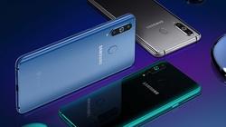 HOT: Galaxy A9 Pro - Galaxy A8s quốc tế đã lên kệ