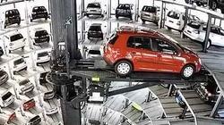 Thử nghiệm garage có robot tự động với sức chứa gần 400 xe ở Trung Quốc