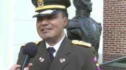 Sỹ quan quân sự cấp cao đào ngũ, Venezuela nói gì?