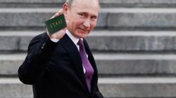 Tổng thống Nga Putin và bí mật tấm thẻ mật vụ Đông Đức
