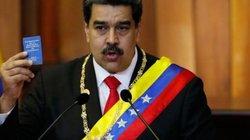 """Vì sao Mỹ chưa dùng """"đòn hiểm"""" cấm vận dầu mỏ Venezuela?"""