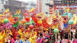 Ngành du lịch Trung Quốc thu hàng chục tỷ đô vào dịp Tết Nguyên đán