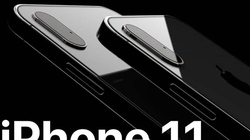 iPhone XI với thiết kế giống iPhone SE đẹp sắc cạnh, nhìn là mê