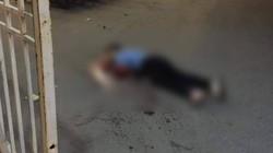 Nóng: Nghi vấn tài xế taxi bị cướp cứa cổ tử vong tại Hà Nội