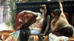 Tiết lộ đáng kinh ngạc về Ai Cập cổ đại