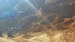 Chủ tịch Lạng Sơn chỉ đạo xử lý vụ khai thác đất trái phép