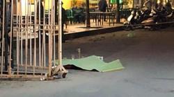 Chi tiết lạ vụ tài xế taxi bị cứa cổ tử vong ở sân vận động Mỹ Đình