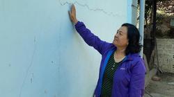 Lai Châu: Thi công nhà máy thủy điện làm rạn nứt nhà dân