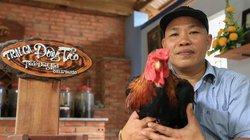 """Trại gà Đông Tảo lớn nhất miền Nam Tết nào bán cũng """"cháy hàng"""""""