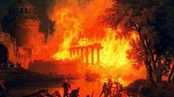 """Bí mật trận đại hỏa hoạn """"kinh thiên"""" 2.000 năm trước"""