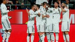 BXH, kết quả bóng đá rạng sáng 1.2: Real Madrid vào bán kết Cúp nhà Vua