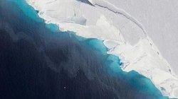 Phát hiện miệng hố khổng lồ đáng sợ ở Nam Cực