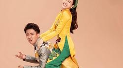 Vợ chồng Trấn Thành - Hari Won nhí nhảnh quên tuổi trong bộ ảnh Xuân