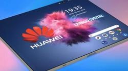 Điện thoại màn hình có thể gập lại của Huawei trông ra sao?
