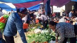Phiên chợ đặc biệt ngày cuối năm xứ Lạng: Nông sản độc, lạ lên ngôi