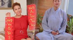 Tuyên bố đàn ông theo đuổi xếp hàng dài, Phi Thanh Vân ăn Tết cô đơn ở nhà 10 tỷ?