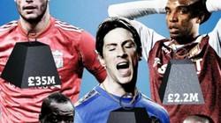 10 hợp đồng mùa đông Premier League thất bại thê thảm