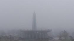Sáng mồng 1: Sương phủ trắng ở Quảng Nam