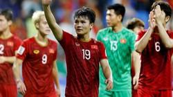 FIFA đánh giá ĐT Việt Nam tiến bộ nhất ở Asian Cup 2019