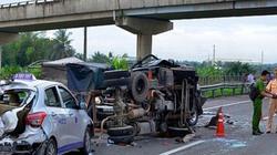 96 người chết vì tai nạn giao thông trong 5 ngày nghỉ Tết Kỷ Hợi