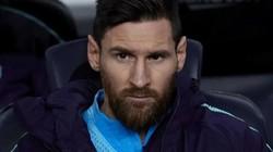 Vì sao Messi dự bị ở trận Barcelona vs Real Madrid?