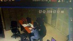 Hai đối tượng nghi cướp tiền trạm thu phí Dầu Giây ngày mùng 3 Tết