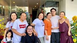 Đoan Trang khoe ảnh đón Tết ở Đồng Nai, bất ngờ với vị khách đặc biệt này