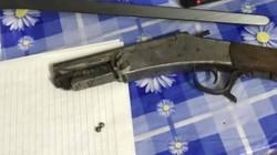 Chồng nổ súng vào đầu vợ cũ mùng 3 Tết: Lời khai của người chồng