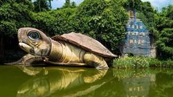 Hồ nước bí ẩn nhất Trung Quốc nơi thủy quái sinh sống