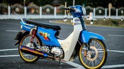 Ngắm huyền thoại Honda Dream độ đẹp mê ly trên xứ chùa vàng