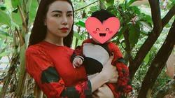 Trà Ngọc Hằng đăng ảnh giấu mặt con gái, tiết lộ điều bất ngờ