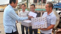 Quảng Bình: Chủ tịch UBND tỉnh chúc ngư dân ra khơi thắng lợi