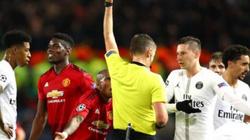 HLV Solskjaer nói điều bất ngờ về thẻ đỏ của Pogba?