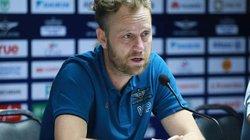 Thua Hà Nội FC, HLV Bangkok United thừa nhận điều cay đắng