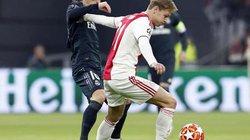 CLIP: Real Madrid hạ Ajax bằng tuyệt đỉnh phản công