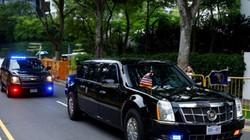 Hai xe bọc thép Trump và Kim có thể dùng khi gặp nhau tại Việt Nam