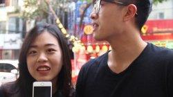 CLIP: Nhiều bạn trẻ mua vàng tặng nhau ngày Thần Tài và Valentine