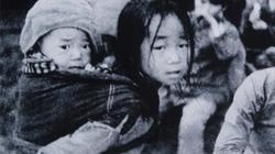 Chuyện 2 bé gái chạy quân Trung Quốc lạc cha mẹ 23 ngày trong rừng