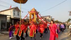 Hà Tĩnh: Đón nhận bằng di tích lịch sử văn hóa Nhà thờ họ Nguyễn Đình Quả