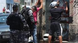 Cảnh sát Brazil hành quyết 13 thành viên băng đảng ma túy tại chỗ?