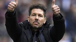 """Gia hạn hợp đồng với Atletico, HLV Simeone nhận mức lương """"trên trời"""""""