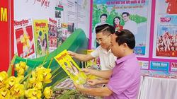 Ấn tượng hội báo Xuân Kỷ Hợi 2019 tại Phú Thọ