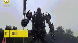 Video: Bức tượng Quan Vũ kỳ lạ chưa từng thấy ở Trung Quốc