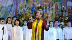NSND Quang Thọ, Sao Mai Phương Nga tham gia giao lưu âm nhạc Tây Thiên Ca