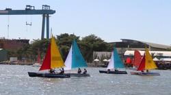 24 đội tranh tài tại giải đua thuyền buồm tranh cúp Vũng Tàu Marina 2019