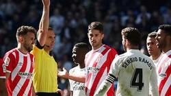 """Ramos và top 7 """"kỷ lục gia"""" nhận thẻ đỏ nhiều nhất Châu Âu"""